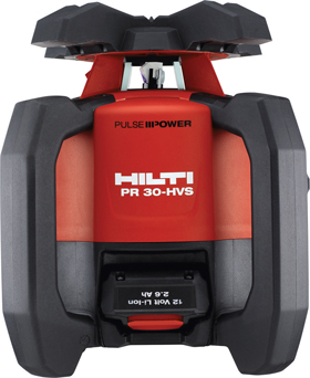 Hilti PR 30-HVS Rotating Laser