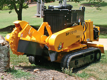 J.P. Carlton SP7015 Self-Propelled Stump Cutter