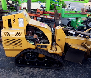 Vermeer 30HP Stump Grinder