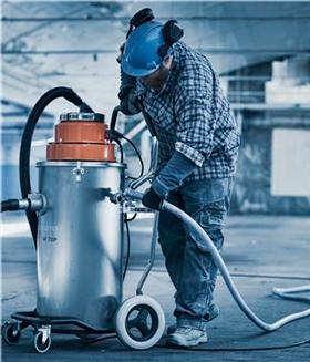 Husqvarna W70P Slurry Vacuum