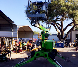 Nifty SD34TDE Work Platform