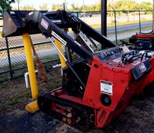 Toro Dingo 427 Track Loader
