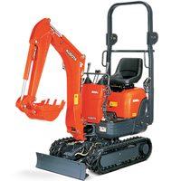 Kubota K0084T Mini Excavator