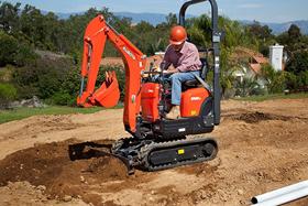 Kubota K008-4T Mini Excavator