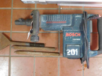 Bosch Model 11317 EVS Demolition Hammer