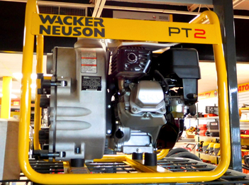 Wacker Neuson PT2 Centrifugal Trash Pump