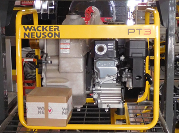 Wacker PT3 Centrifugal Trash Pump