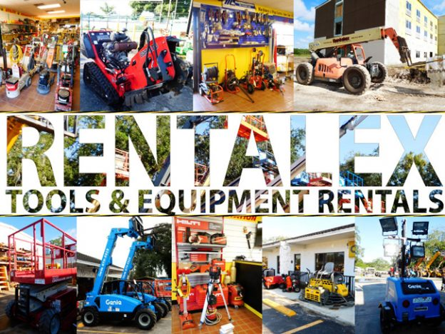 Rentalex - Equipment Rentals & Sales