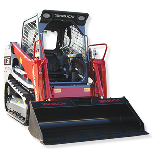TL6R Compact Track Loader