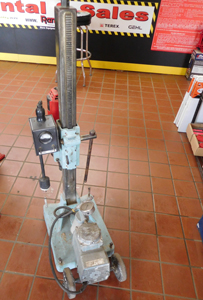 Target Core Drill w/Milwaukee Motor