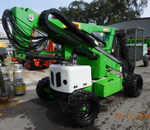 2014 Niftylift SP34DE 34 4x4 Boomlift