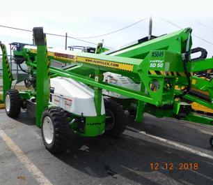 2017 Boomlift 4x4 SD50 Niftylift