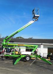 2015 Niftylift TM50HGE 50 Boomlift