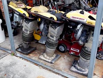 Wacker Neuson Rammer Compactors
