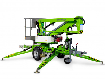 TM34T Trailer Mounted Cherry Picker