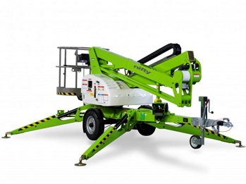 TM42T Trailer Mounted Cherry Picker