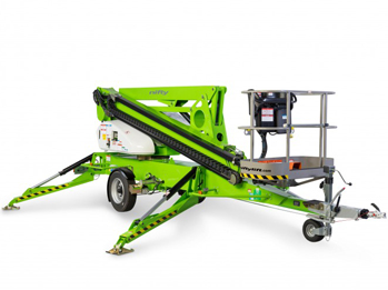 TM64 Trailer Mounted Cherry Picker