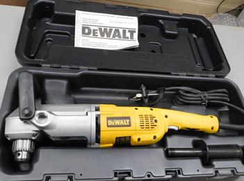 Dewalt DW124 1/2 Joist and Stud Drill