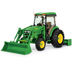 John Deere 52HP compact Utility Tractor