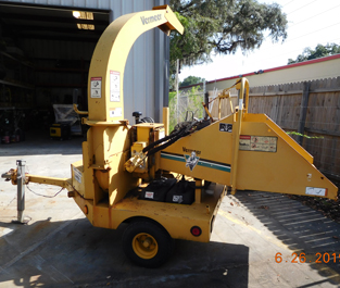 2006 Vermeer BC625A Chipper Brush
