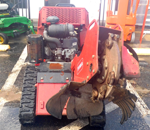 2012 TORO STX-26 Stump Grinder