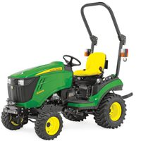 1026R Compact Utility Tractor