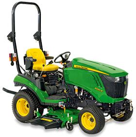 John Deere 1026R Compact Utility Tractor