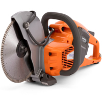 Husqvarnas 9in cut-off saw