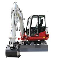 TAKEUCHI TB260 Compact Excavator