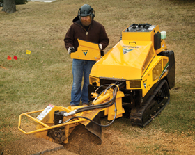 Vermeer SC40TX Stump Grinder