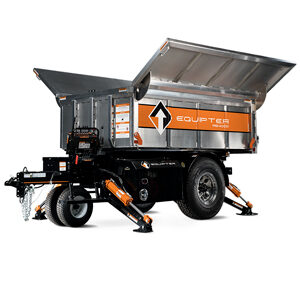 Equipter RB4000 Roofing Trailer
