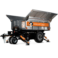 RB4000 Roofing Trailer