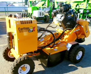 Stump Grinder Wheeled 31HP SP5014