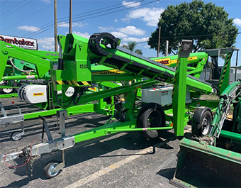 Used 2018 Niftylift TM50HGE For Sale