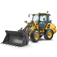 COMPACT WHEEL LOADERS VOLVO L20H