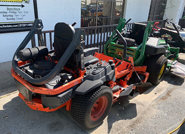 Kubota Zero Turn Mower 48in