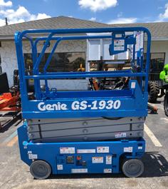 Genie GS1930 Scissor Lift