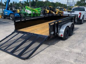 Right Trailer - Rental Trailers