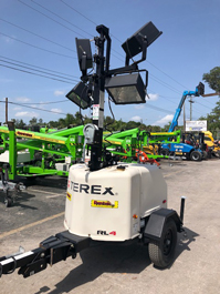 Terex Light Tower RL4