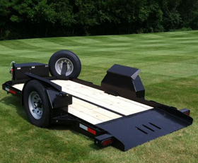 No Ramp U-12 Trailer
