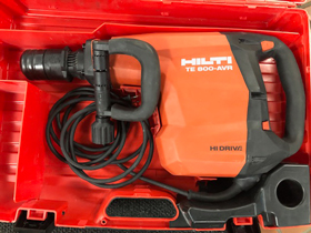 Hilti TE-800 Demolition Hammer