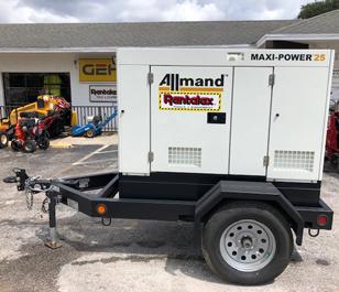 Allmand Maxi-Power 45 Generator