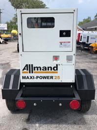 Allmand Maxi-Power 25 Generator