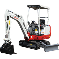 Takeuchi TB216 Compact Excavator