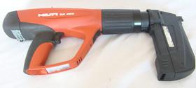 Hilti DX460-MX72 Nailer Gun Automatic