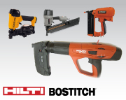 Fastening Equipment / Air Nailers / Staplers