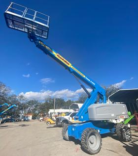 Genie S-60X Telescopic Boomlift