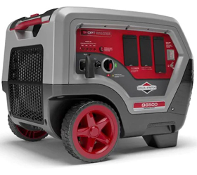 Briggs & Stratton PowerSmart 5000-Watt Gasoline Portable Generator