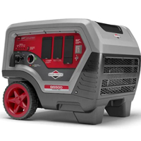 Briggs & Stratton PowerSmart 5000-Watt Gasoline Portable Generator