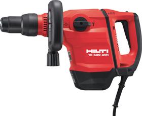 Hilti TE 500-AVR SDS Max demolition hammer